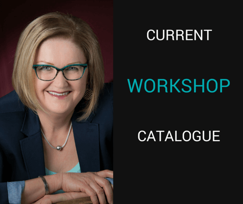 Current Workshop Catalogue