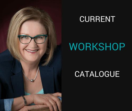 Current Workshop Catalogue